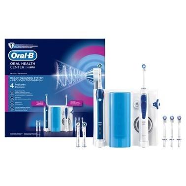 Oral-B Ağız Bakım Merkezi Oxyjet+3000 Oc20 Renkli